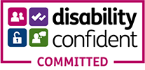 Disability Confident Committed, Logo